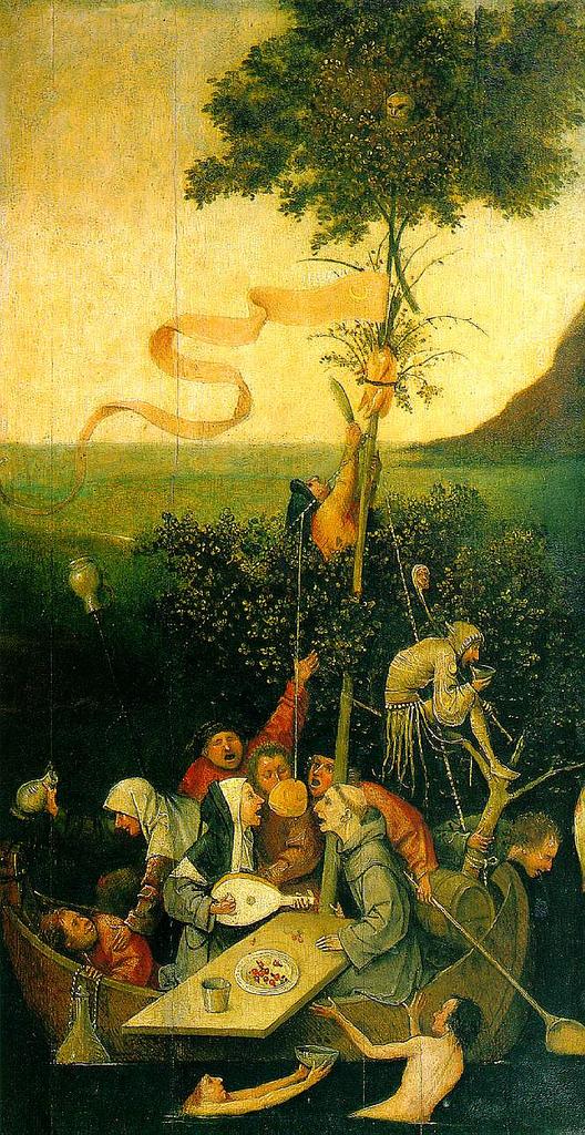 El Barco de los Locos. 1494-1516